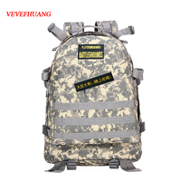 VEVEFHUANG Playerunknown's Battlegrounds PUBG Winner Chicken Dinner Instructor Multi functional Backpack Cosplay Backpack