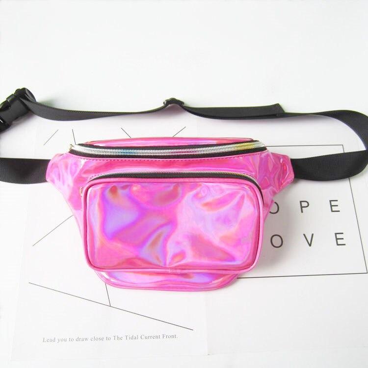 a laser à prova d' Waist Bags Men And Women : Pocket Bags Waist