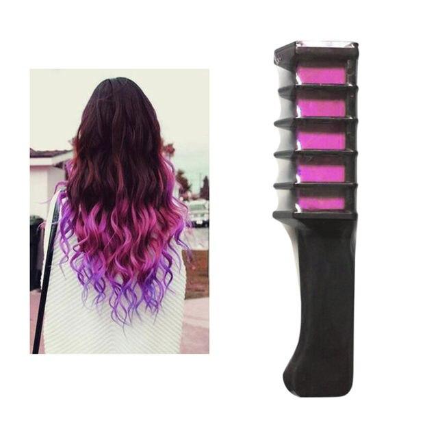 Online Shop New 6Colors Hair Dye Brush Hair Care Semi Permanent ...