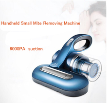 Handheld Small Mite Removing Machine Household Bed Dust Cleaner Wireless Mite Removal Instrument D-610
