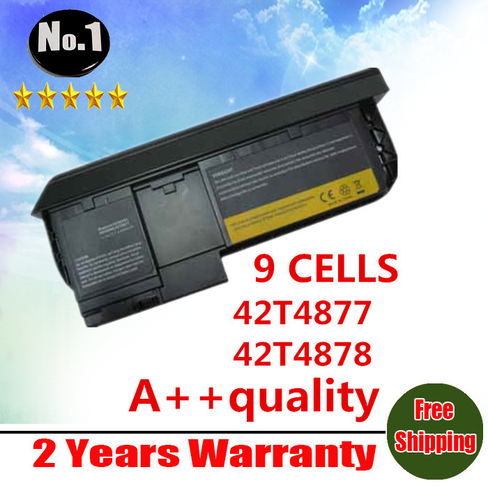 NEW 9 CELLS LAPTOP BATTERY FOR LENOVO ThinkPad X230 Tablet X230T Series 0A36285 42T4878 42T4879 42T4881 42T4882 FREE SHIPPING
