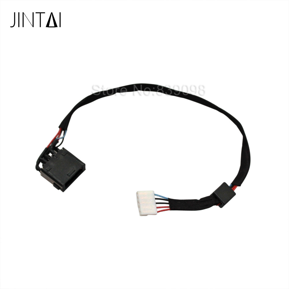Cable Length: 1PCS Computer Cables AC DC Power Jack Harness Port Connector Socket with Wire Cable for Lenovo Ideapad Yoga 13 Yoga 2 13