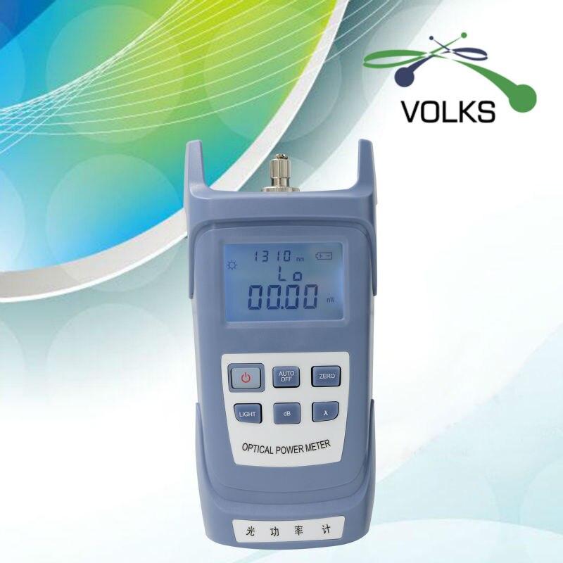 Fiber optical power meter 70 to 10dBm free shipping
