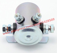 1 SET 300A steel high current relay contacts 12V 24V waterproof seal with fixing holes Automobile DC