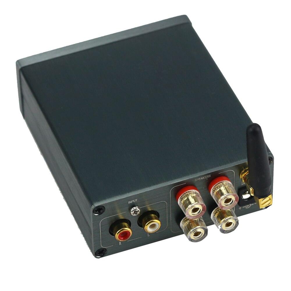 TPA3116 100 ワット * 2 Bluetooth デジタルアンプオーディオ機車のホームシアタープリアンプトーンツイーター低音調整 DC24V  グループ上の 家電製品 からの アンプ の中 3