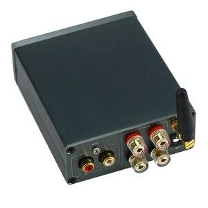 Image 3 - TPA3116 100 Вт * 2 Bluetooth цифровой усилитель, аудиомашина, автомобильный домашний кинотеатр с преусилителем, тоновый твитер, регулировка басов, DC24V