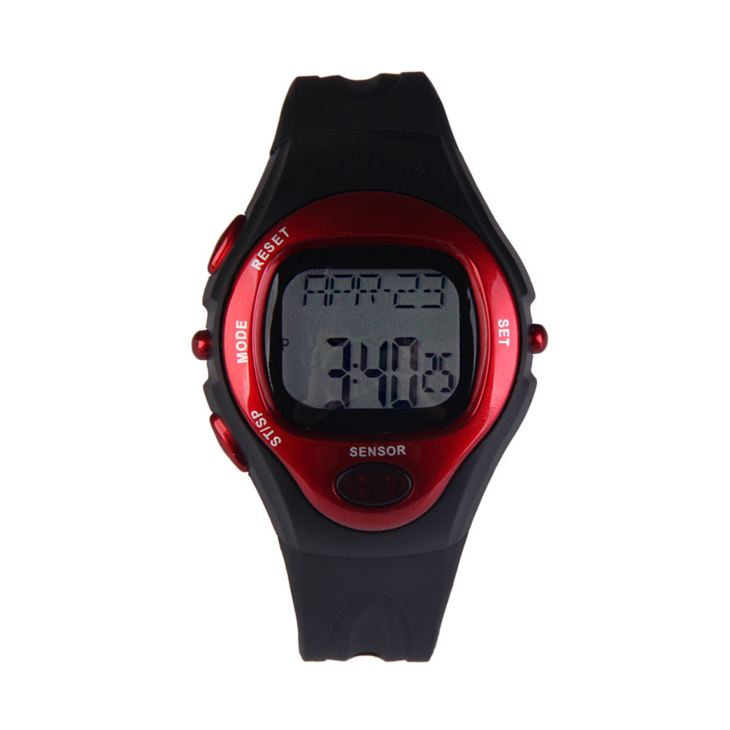 mens watch ratings promotion shop for promotional mens watch new digital sports watch heart rate monitor watch rate tester calorie counter unisex women men watch casual relogio masculino
