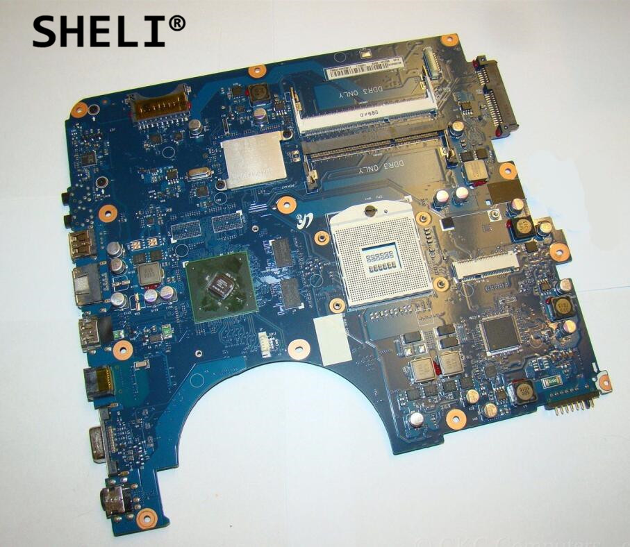 SHELI For Samsung NP-R580 Motherboard with GT310M Video Card BA92-06128BSHELI For Samsung NP-R580 Motherboard with GT310M Video Card BA92-06128B