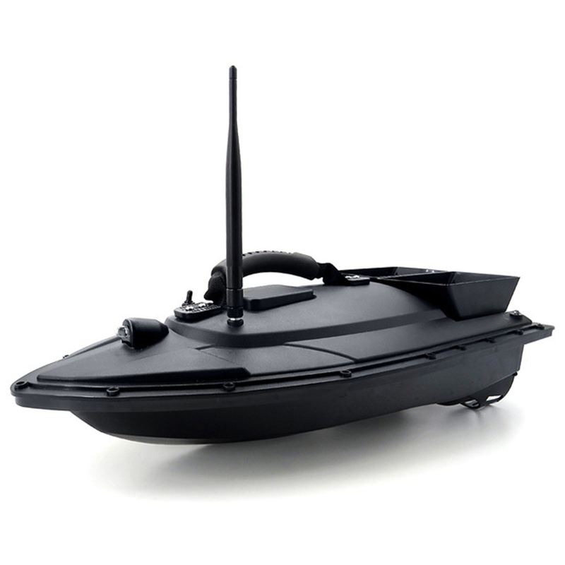Fish Finder Fish Boat 1.5kg Loading 500m Remote Control Fishing Bait Boat RC Boat Ship Speedboat RC Toys(US Plug)