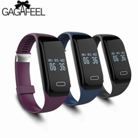 GAGAFEEL Sport Smart Wristband for iphone IOS Android Samsung Heart Rate Monitor Smart Watches for Women Men Clock