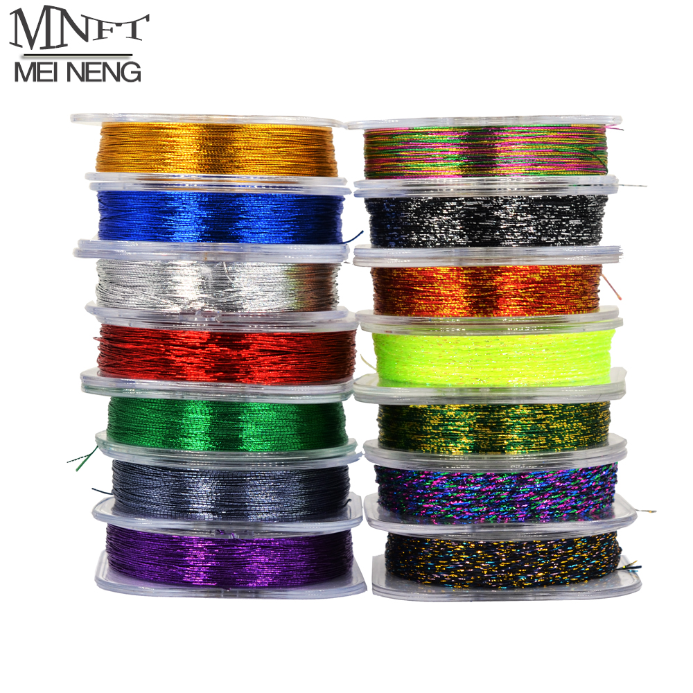 MNFT Rod Braided-Line Fishing-Rod Guide-Tying Building-Wrapping Thread DIY 1pcs 50M 14-Colors