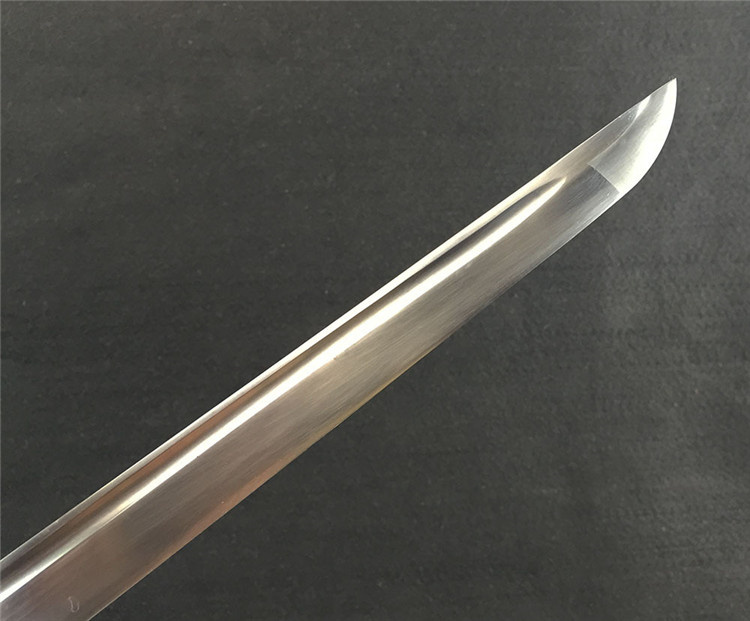 Carbon Steel Qin Inspired Katana 3