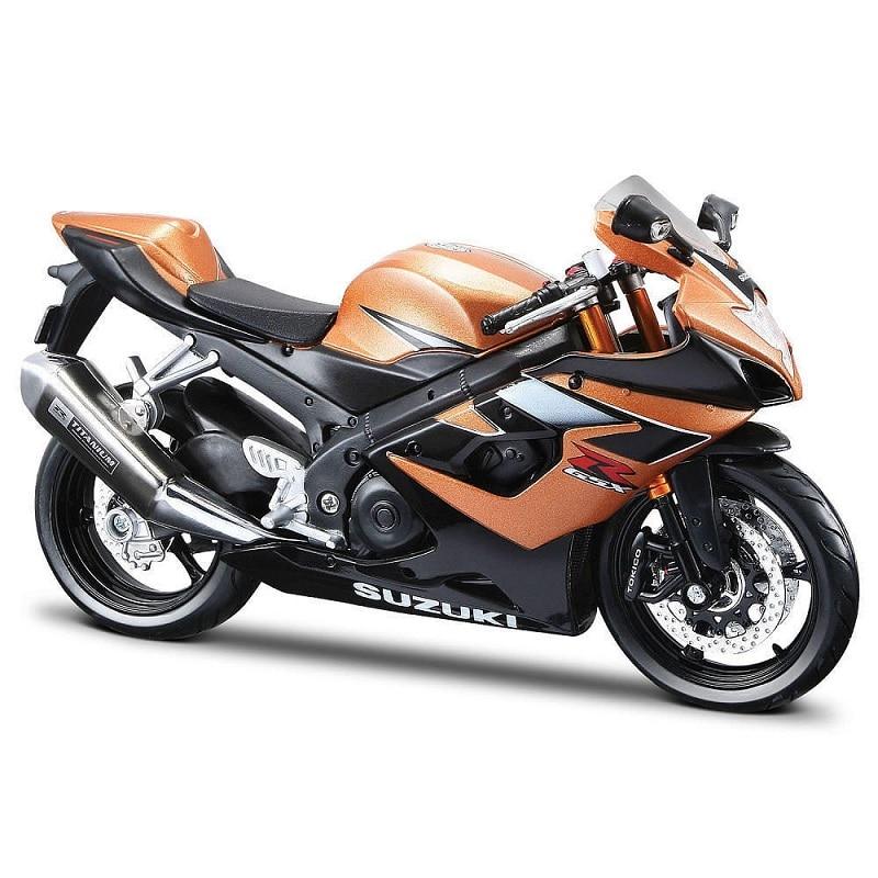 1:12 Maisto SUZUKI GSX-R1000 Diecast Motorcycle