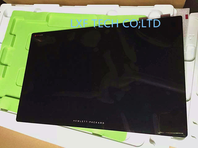 "15.6 ""laptop lcd de montaje para hp omen 15-5014 ltn156hl02 lcd de pantalla táctil + digitalizador reemplazo panel"