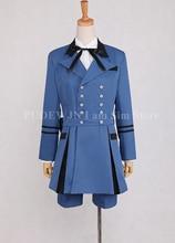 Black Butler Kuroshitsuji Ciel Phantomhive Cosplay Costume Unisex Uniform