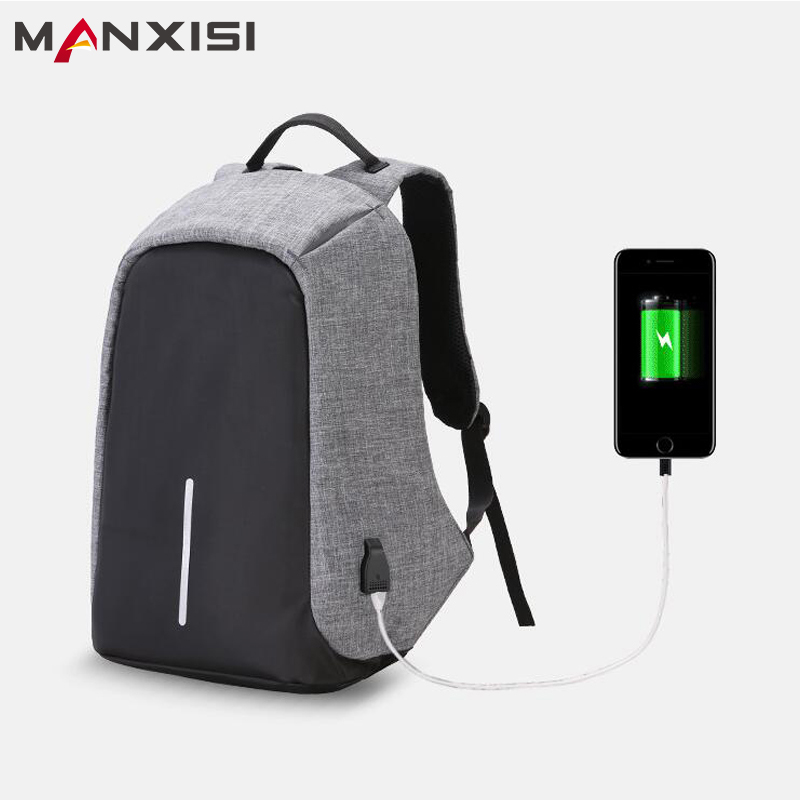 Multifunction USB charging Men 15inch Laptop Backpacks For Teenager Fashion Male Mochila Leisure Travel backpack anti thief multifunction usb charging men 14 15 inch laptop backpacks for teenager fashion male mochila leisure travel backpack anti thief