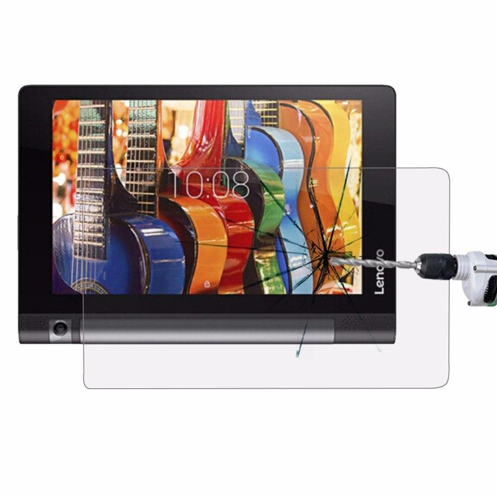Galleria fotografica For Lenovo YOGA Tab 3 10 inch / YT3-X50F Tablet 0.3mm 9H Hardness Tempered Glass Screen Film