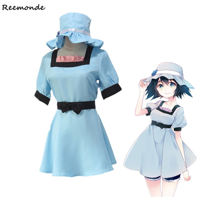 Games Steins Gate Cosplay Costumes Shiina Mayuri Lolita Maid Princess Dress Full Set Women Girls Party Carnival Uniform Clothes