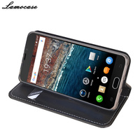 New Genuine Leather Case For Doogee X9 Luxury Flip Cases Capa For Doogee X9 Phone Cover