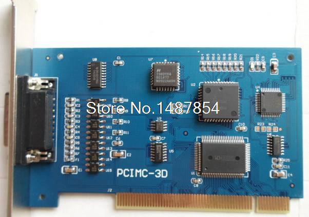 CNC Engraving Machine NCStudio Control Card 3 Axis Motion Control for CNC Router