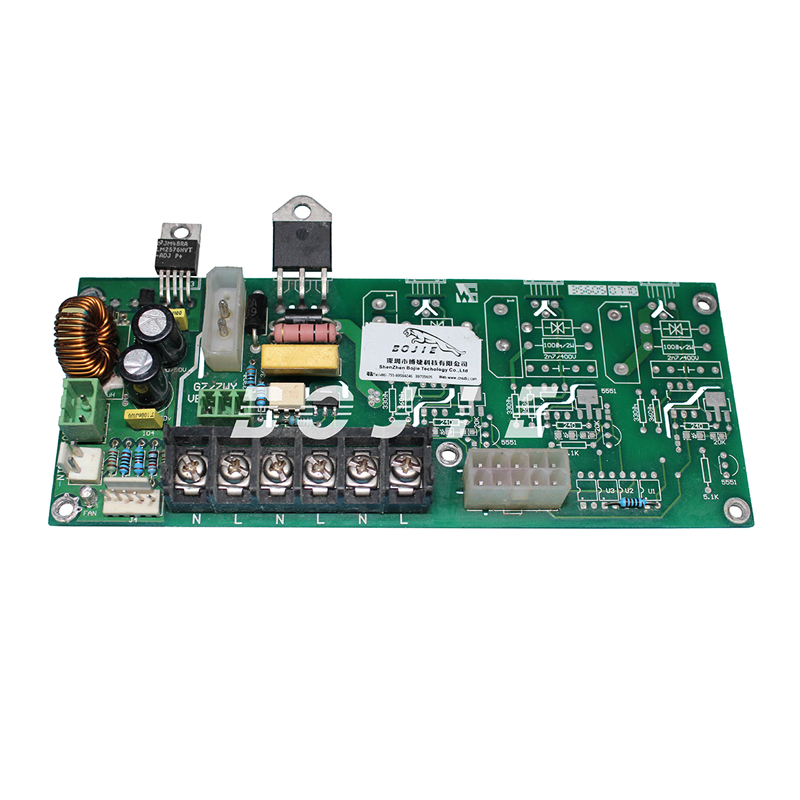 Gongzheng solvent printer spare parts Power Supply Board galaxy ud 181la 181lc 2112la 2512la printer power supply board printer parts