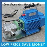 WCB 30 Small Portable Diesel Oil Pump 220V/380V Hydraulic Oil Transfer Pump