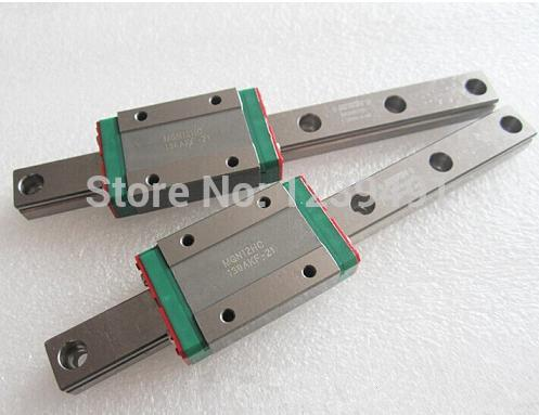 3pcs MGN15 L1000mm linear rail + 3pcs MGN15H carriage 3pcs mgn15 400mm linear rail 3pcs mgn15h long type carriage
