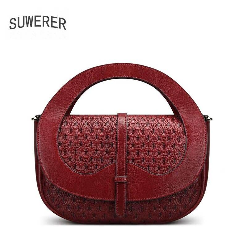 Brown Mode 2017 Kleine Handtaschen red paket Frauen Neue Umhängetasche Quadrat Retro Handtasche Schulter fpPB6w