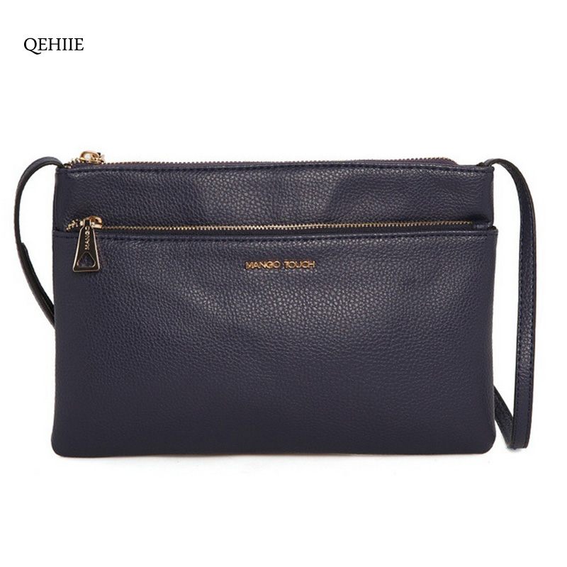 2018 famous brand designer double zipper ladies shoulder bag mini party fashion small square bag beautiful girl cell phone bag
