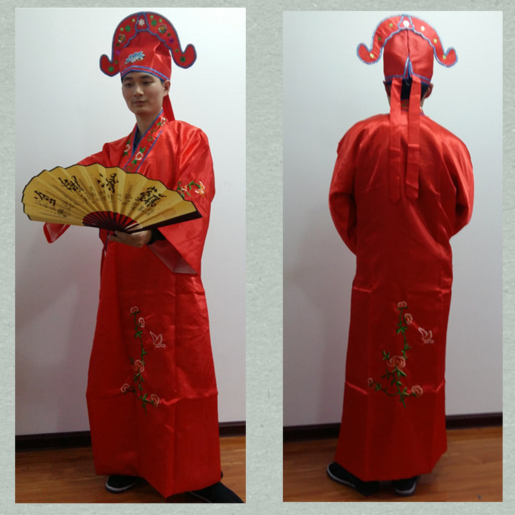 Film And Television Drama Activities Four Talented Young Man Costume Props Butterfly Costume Snowster  Chinese Opera Garment