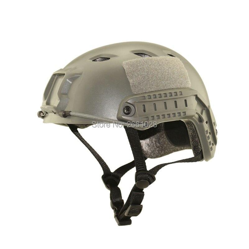 Военный страйкбольный защитный Шлем BJ типа Emerson, тактический шлем CS для велоспорта, пейнтбола