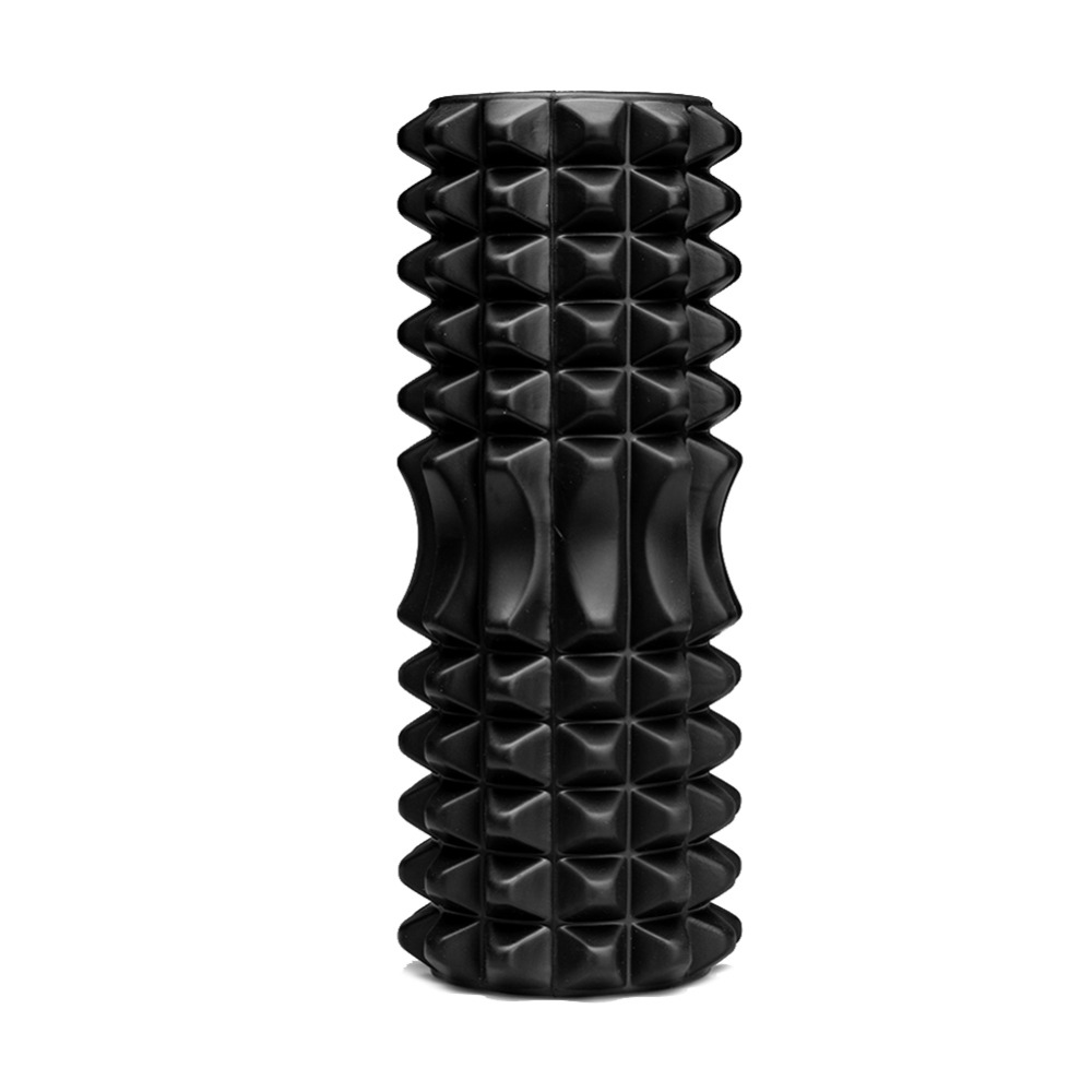 Yoga Column Yoga Pilates Fitness Foam Roller Train Gym Massage Grid Trigger Point Therapy Exercise Physio