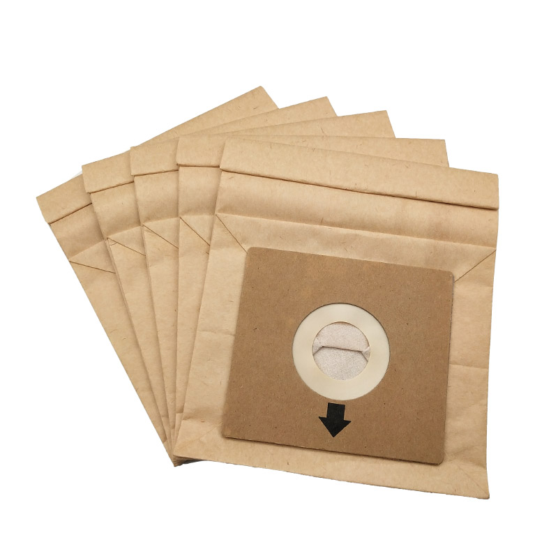 5PC 11x10cm Universal Dust Bags Replacements Vacuum Cleaner Dust Bag 100*110mm Paper Bag For Philips Electrolux LG Haier Samsung