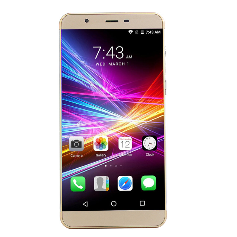 2017 New GuoPhone V8 Plus V8 Phone With MTK6580 Quad Core Android 6 0 1GB RAM