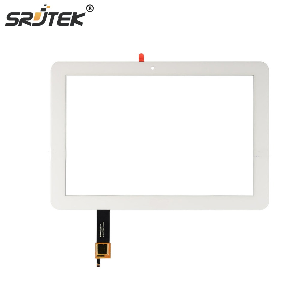 Srjtek for Acer Iconia Tab A3-A20 Touch Screen Panel Digitizer Sensor Tablet PC Front Glass Replacement Parts new 4 3 for gigabyte gsmart gs202 gs 202 front glass touch screen panel digitizer sensor replacement parts for gigabyte gs202