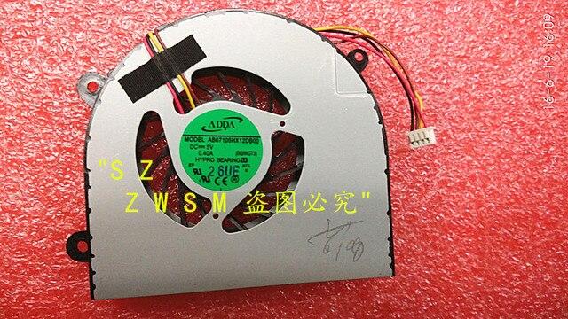 Genuine New Frete Grátis CPU Ventilador de Refrigeração Para IBM Lenovo G780 MG60120V1-C140-S99 G770 LAPTOP Cooler Ventilador de Refrigeração Do Radiador