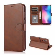 Xiaomi mi 9 Case High Quality Flip Leather Cases For Stand PU With Card Holder