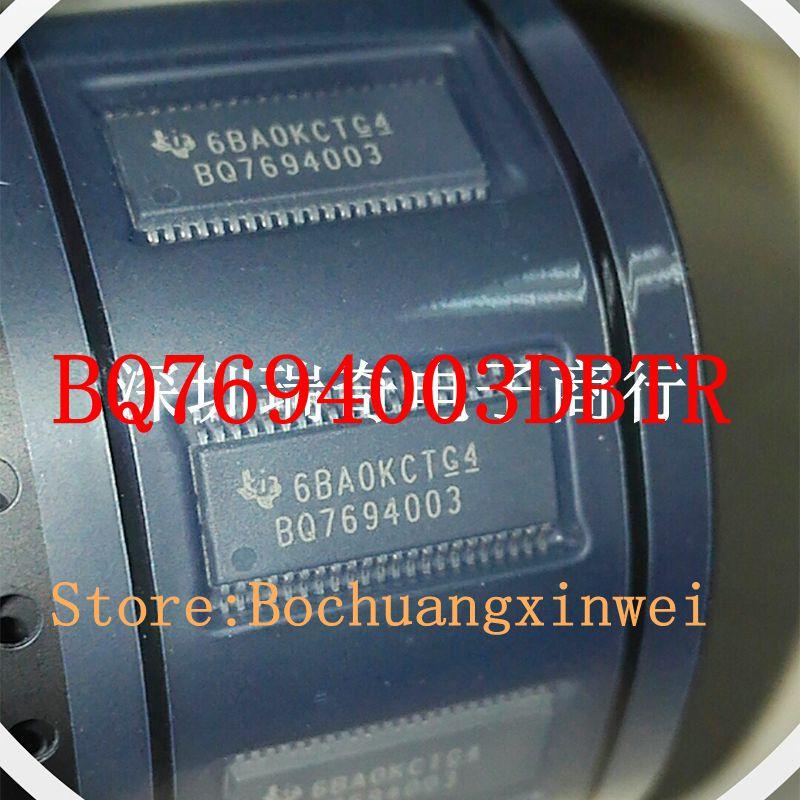 Livraison Gratuite 100% NOUVEAU BQ7694003DBTR BQ7694003 Puce 9 à 15-Series Cellulaire Li-Ion et Li-Phosphate Batterie Moniteur IC TSSOP-44