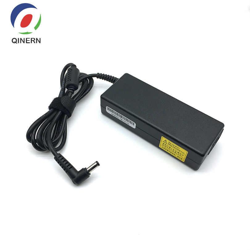 19V 4.74A 90W 5.5*2.5mm del computer portatile di Potere del Caricatore di Alimentazione Per Il Computer Portatile ASUS A46C X43B A8J K52 u1 U3 S5 W3 W7 Z3 Per Toshiba/HP Notbook