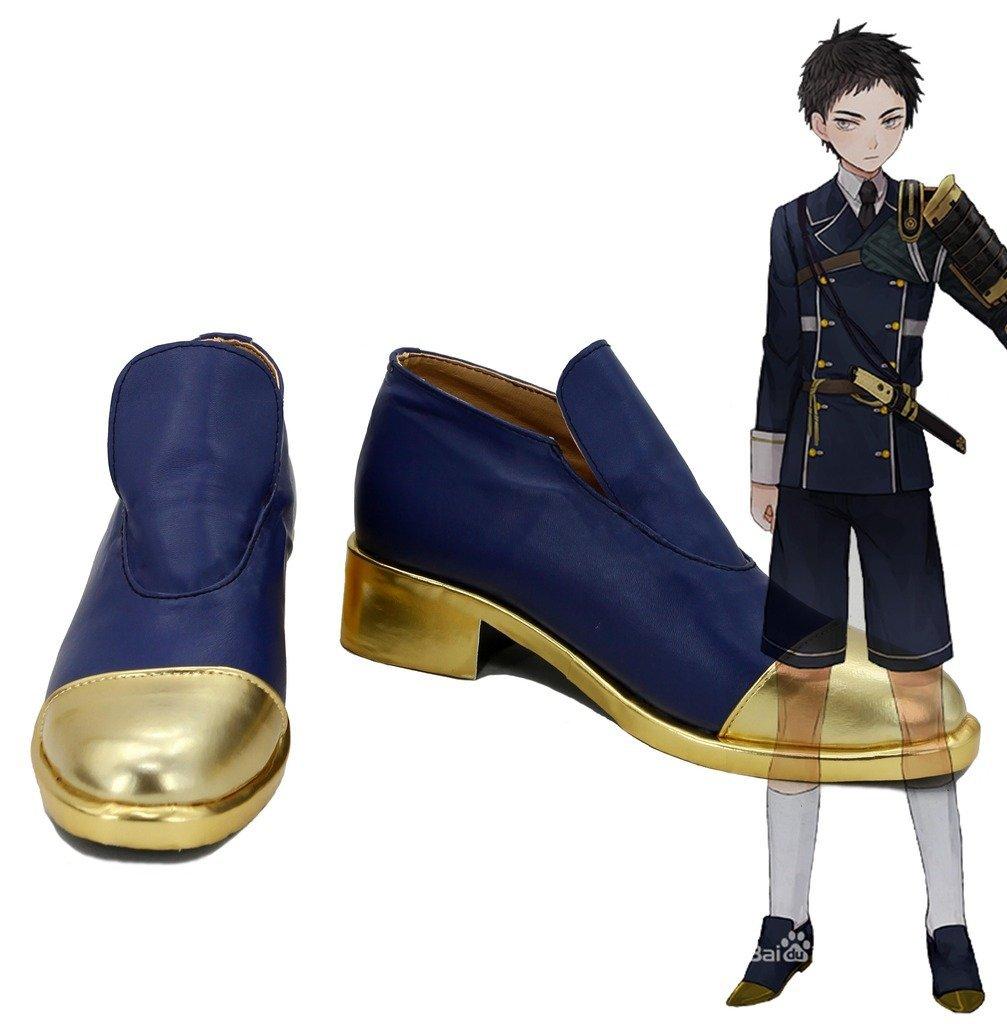 Touken Ranbu Online Game Atsushi Toushirou Cosplay Shoes Boots Custom Made