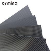 Ormino 3K Carbon Fiber Tube for Drone diy Quadcopter Frame arm Landing Gear 6mm 8mm 10mm 12mm 14mm 15mm 16mm Rc Drone kit diy