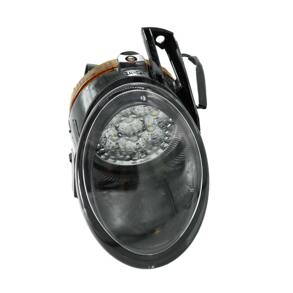 For VW Passat B6 2006 2007 2008 2009 2010 2011 Right Side Front High Quality 9 LED Fog Lamp Fog Light виниловая пластинка zaz recto verso limited exclusive for russia