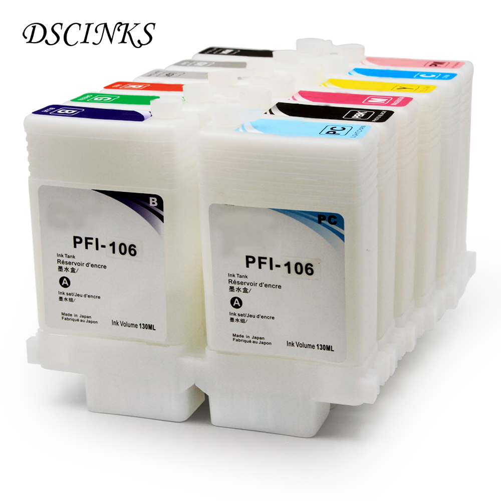 130ml PFI106 Photo Magenta Ink Cartridge Fits Canon imagePROGRAF 6400