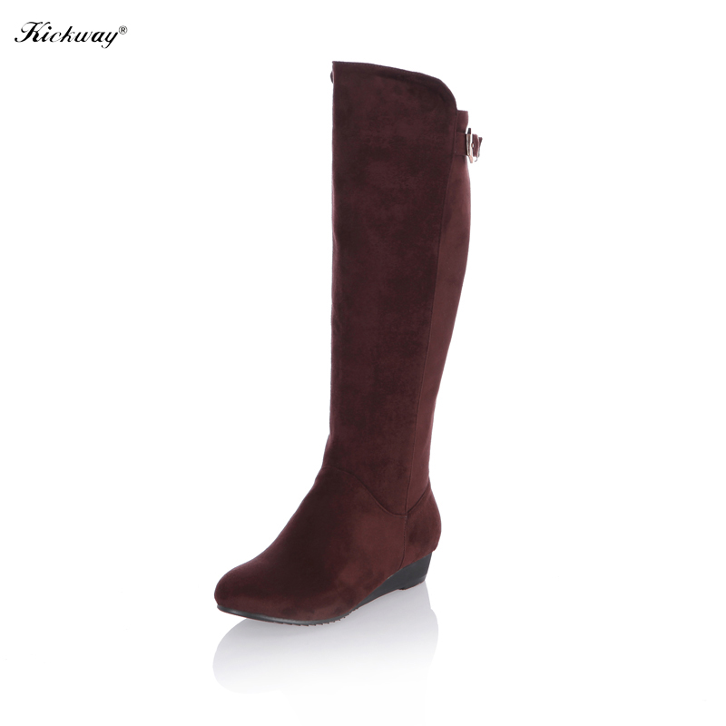 Women knee boots Attack on Titan cosplay boots Shingeki no Kyojin Eren Jaeger Ackerman Shoes brown black type high quality 167  недорого