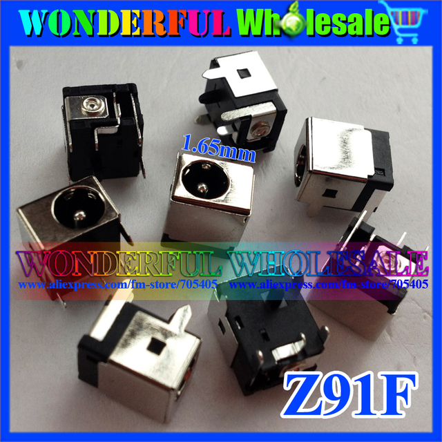1.65mm Brand New Power DC Jack Socket for Asus EEE PC Z91F Laptops