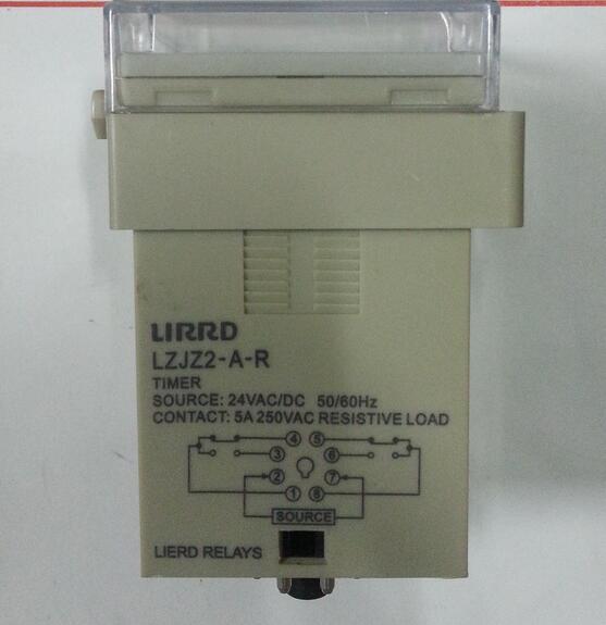 цена на LIRRD LIGHT TIME RELAYS LZJZ2-A-R   24v