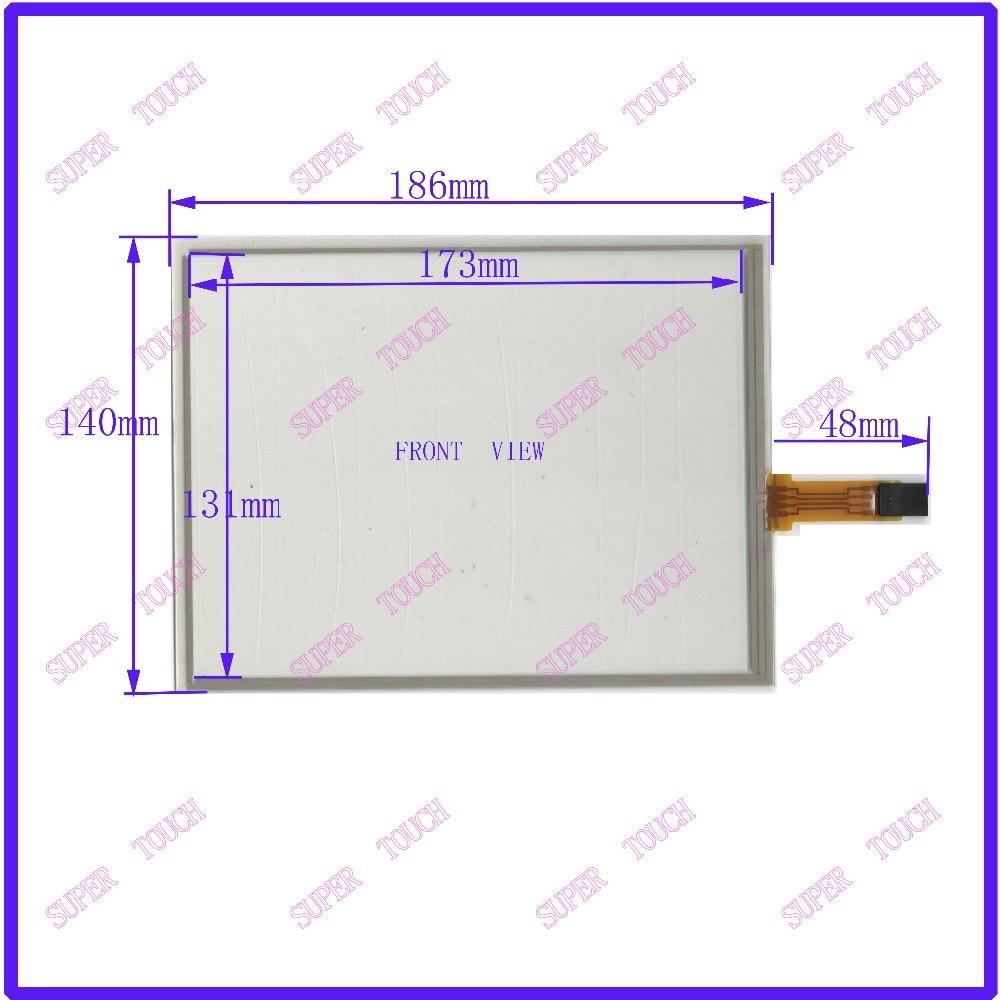ZhiYuSun NEW 8 Zoll Touchscreen 186 * 140 für G084SN05 / 02/03 für - Tablet-Zubehör
