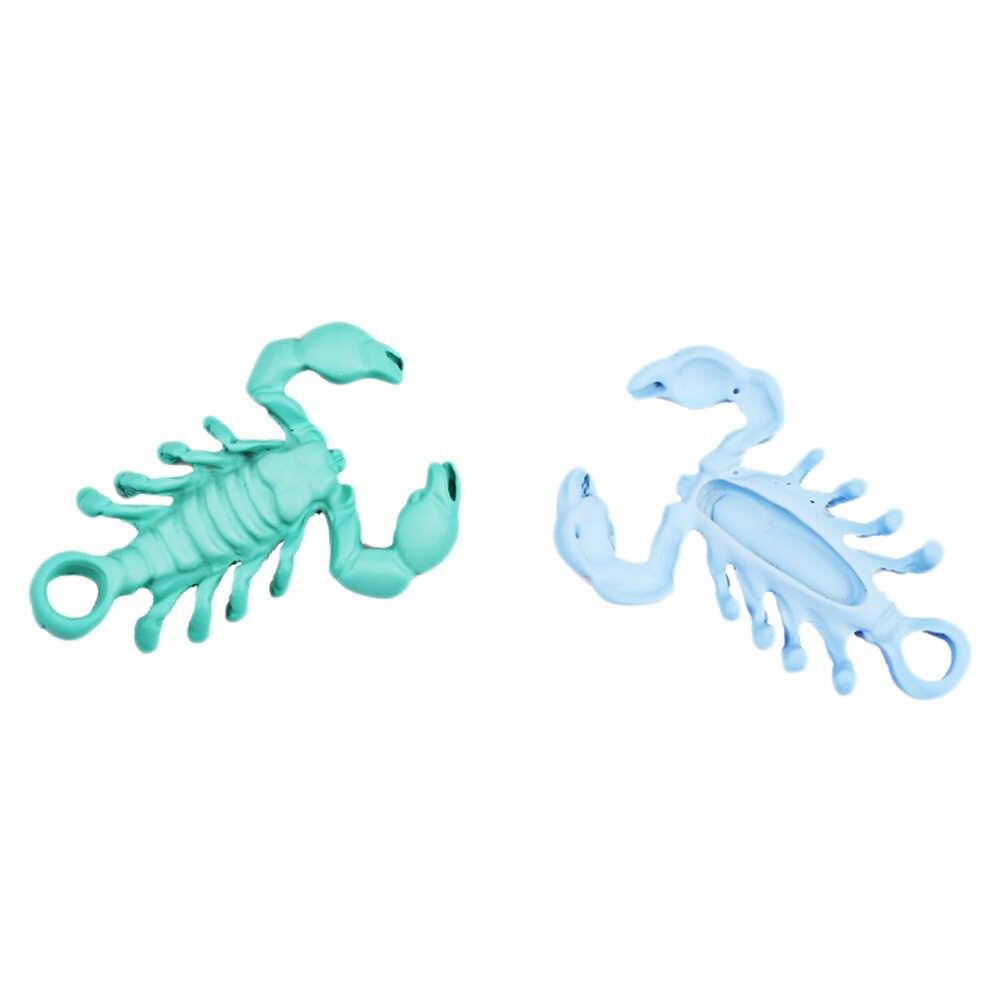 1 pezzo 2019 Piccolo scorpione Del Pendente di colore della caramella semplice ed Elegante di Fascino motivo Decorativo Gioielli FAI DA TE fatti a mano accessori braccialetto