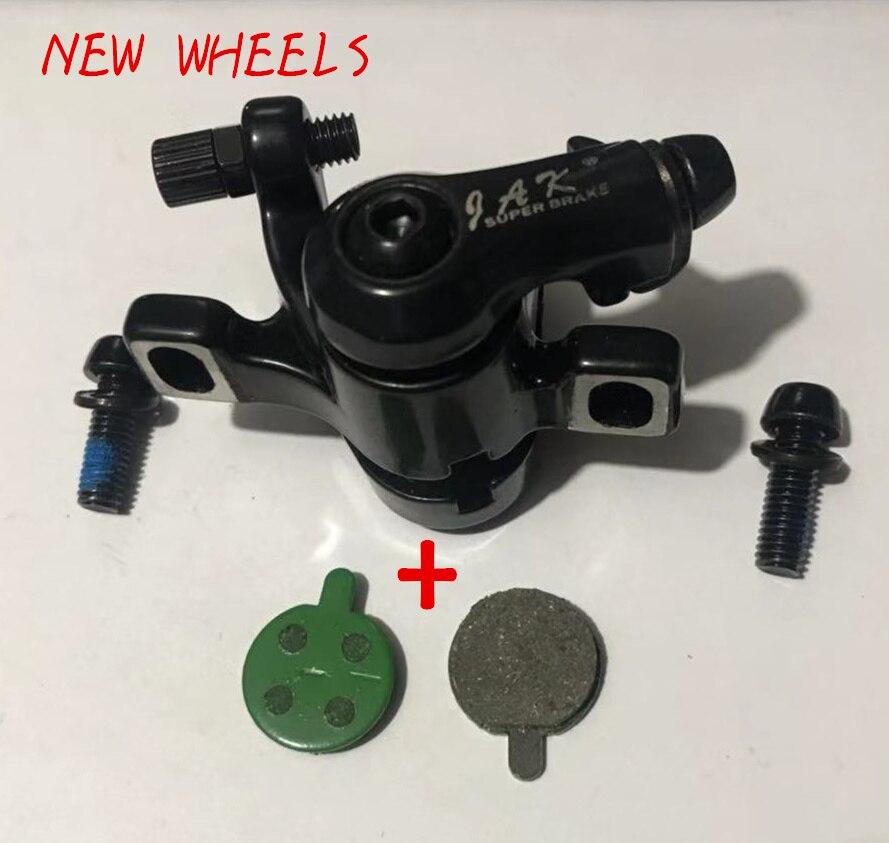 XIAOMI M365 pièces de scooter électrique Non d'origine frein à disque XIAOMI Pro frein à disque disque plaque de Friction commande film frein à disque vis