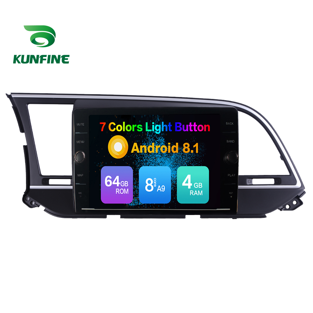 Octa Core 4GB RAM 64GB ROM Android 8.1 Car DVD GPS Player Deckless Car Stereo for Hyundai Elantra 2016 Radio Unit Wifi 4GOcta Core 4GB RAM 64GB ROM Android 8.1 Car DVD GPS Player Deckless Car Stereo for Hyundai Elantra 2016 Radio Unit Wifi 4G